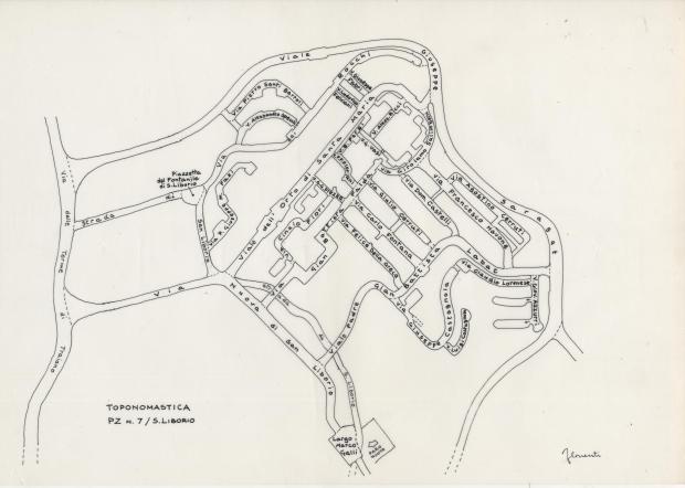 1990. Toponomastica San Liborio