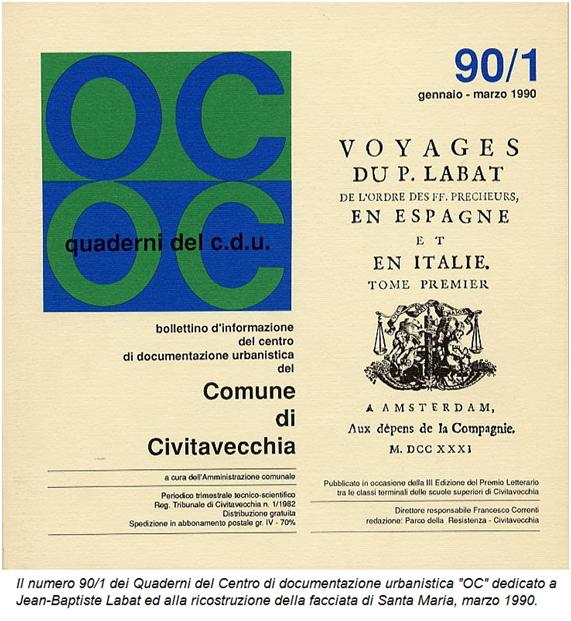 Corr 4 dopo Civitavetula, Civitas vegia o Civitavecchia