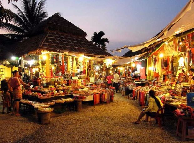 ANGKOR night-market