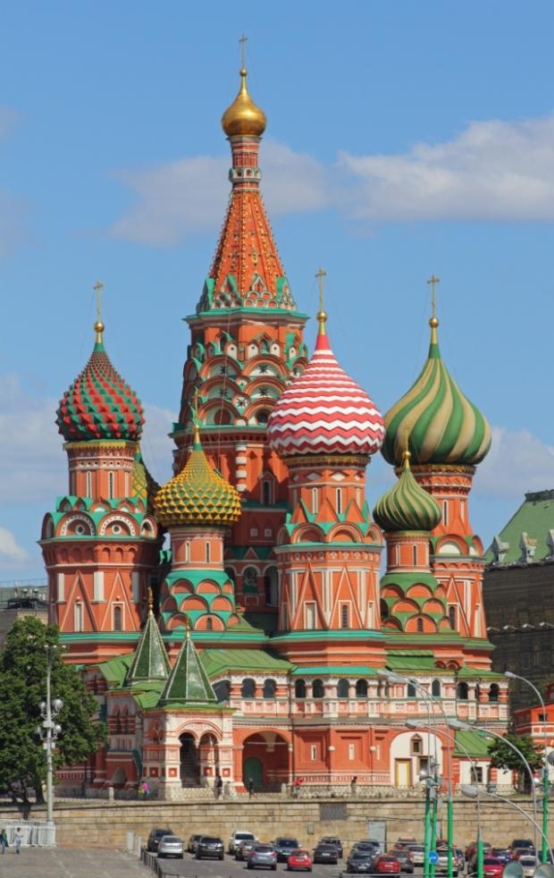 PIC pic Cattedrale di san basilio