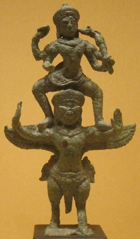 Vishnu_on_Garuda_from_Cambodia,_Angkor_Wat