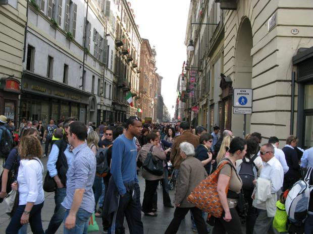 Torino cammina