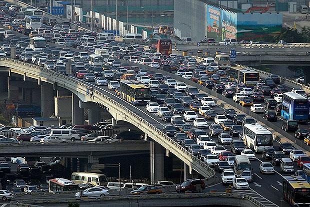 Traffico Beijing