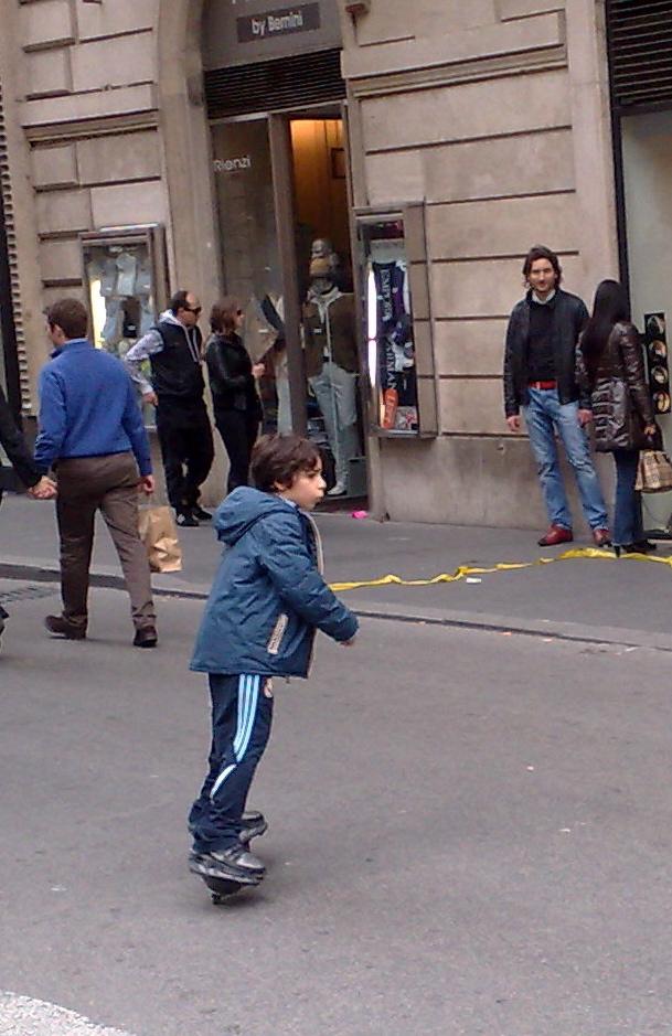3 Bambino skate, Corso, Roma, 3 2010 copia
