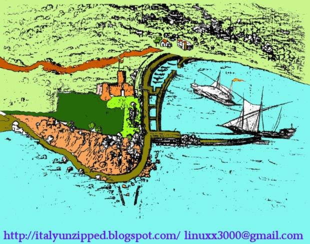 Fig. 3 Porto s marinella papa Urbano VIII
