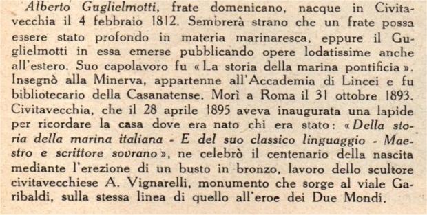 Figura 2 Biografia Guglielmotti