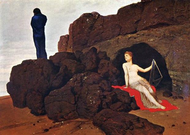 Bocklin, Odysseus & Calypso 1882.jpg