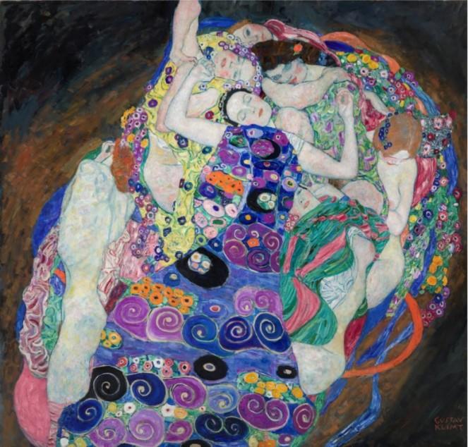 Paola La Farnesiana Vergine di Klimt